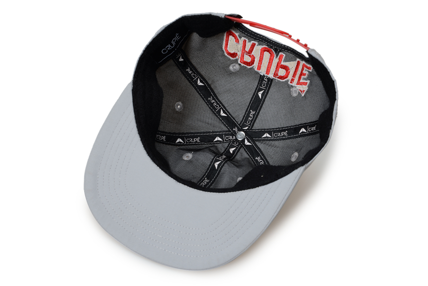 Apex logo 6 panel snapback hat – crupié skateboard wheels acbd7ff4e74f